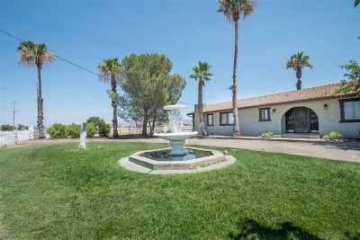 Los Molinos Single Family Home For Sale: 10520 Shasta Blvd.