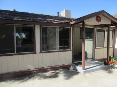Corning Single Family Home For Sale: 23330 Loleta Avenue