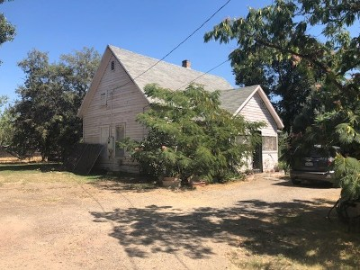 Red Bluff CA Multi Family Home For Sale: $199,900