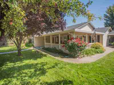 Corning Single Family Home For Sale: 5108 Orland Avenue