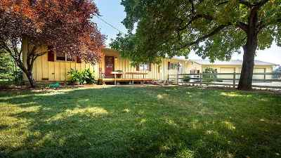 Red Bluff Single Family Home For Sale: 15870 Wallen Road