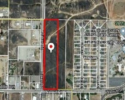 Red Bluff Residential Lots & Land For Sale: 2090 Walnut Street
