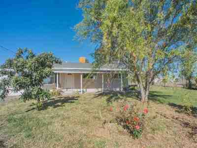Red Bluff CA Single Family Home For Sale: $259,000