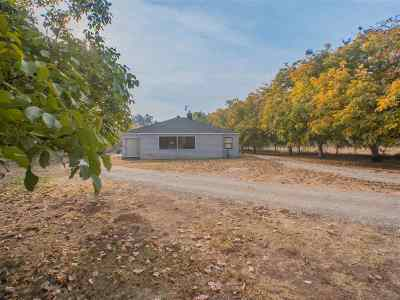 Red Bluff CA Single Family Home For Sale: $335,000