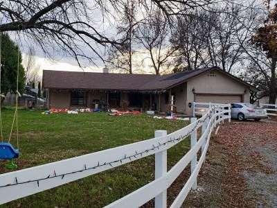 Cottonwood Single Family Home For Sale: 22049 Los Alamos Drive