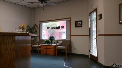 Red Bluff CA Commercial For Sale: $439,000