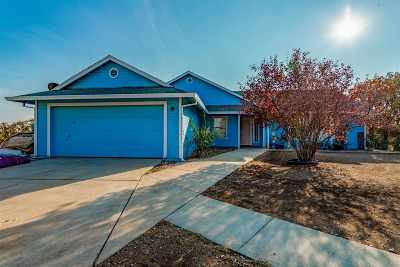 Cottonwood Single Family Home For Sale: 18655 Fair Oaks Drive