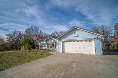 Red Bluff CA Single Family Home Pending: $389,000