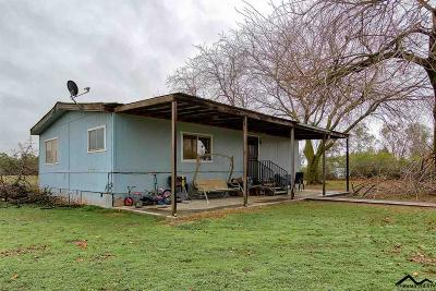 Corning Manufactured Home For Sale: 20474 Corning Road