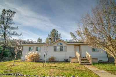 Cottonwood Manufactured Home For Sale: 16960 Big Pines Road