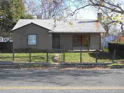 Red Bluff Single Family Home For Sale: 45 Chestnut Avenue