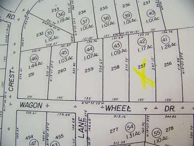 Corning Residential Lots & Land For Sale: 17204 Wagon Wheel Drive