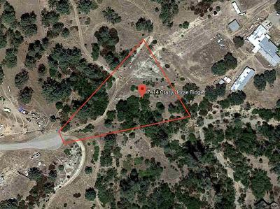 Corning Residential Lots & Land For Sale: 7414 Crazy Horse Ridge