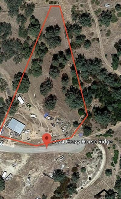 Corning Residential Lots & Land For Sale: 7224 Crazy Horse Ridge
