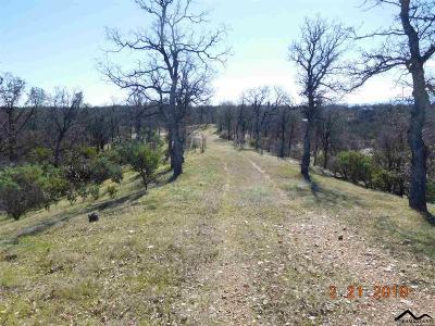 Cottonwood Residential Lots & Land For Sale: 17125 Quail Ridge Road