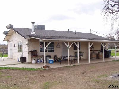 Red Bluff CA Single Family Home For Sale: $650,000