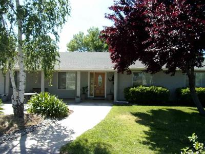 Red Bluff Single Family Home For Sale: 14045 St Marys Avenue