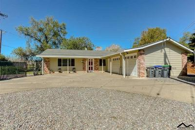 Red Bluff Single Family Home For Sale: 13491 Arch Street