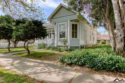 Red Bluff Single Family Home For Sale: 435 Jefferson Street