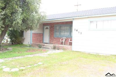 Corning Single Family Home For Sale: 1611 Palm Avenue