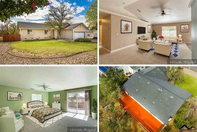 Cottonwood Single Family Home For Sale: 19413 Bonanza King Drive