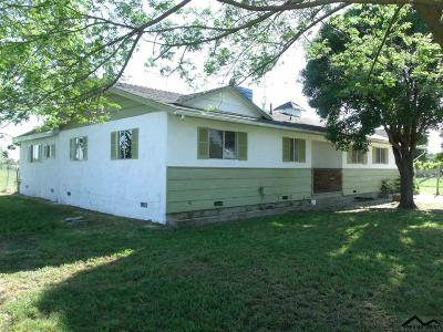 Gerber Single Family Home For Sale: 22505 Dove Avenue