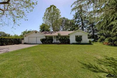 Red Bluff Single Family Home For Sale: 13215 Highway 99e