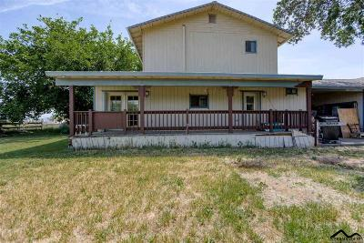 Gerber Single Family Home For Sale: 23245 Murray Avenue
