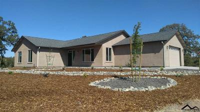 Cottonwood Single Family Home For Sale: 16540 Happy Valley Trail