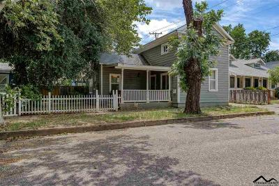 Red Bluff Single Family Home For Sale: 421 Crittenden Street