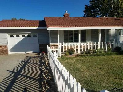 Red Bluff Single Family Home For Sale: 22080 Alma Avenue
