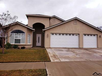 Red Bluff Single Family Home For Sale: 670 Larie Street