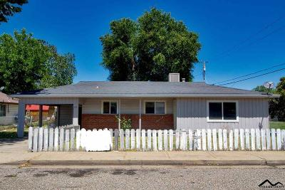 Red Bluff Single Family Home For Sale: 40 Sandy Way