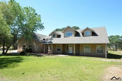Cottonwood Single Family Home For Sale: 16301 Happy Valley Trail