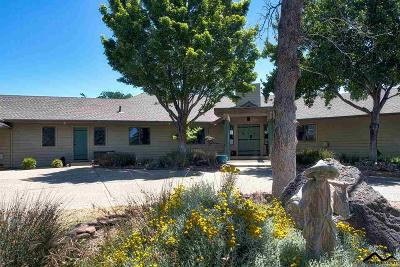 Red Bluff Single Family Home For Sale: 21570 Oakwood Drive