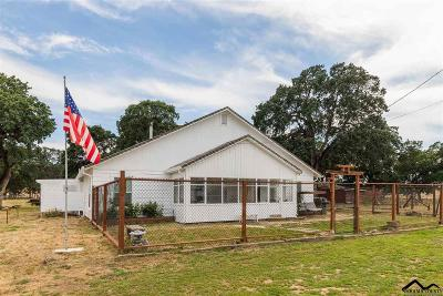 Red Bluff Single Family Home For Sale: 17905 Red Bank Road