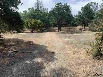 Corning Residential Lots & Land For Sale: 15835 NE Mendocino Drive