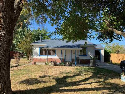 Red Bluff Single Family Home For Sale: 11119 W Hwy 99 W
