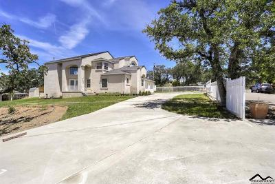 Red Bluff Single Family Home For Sale: 14624 Carriage Lane