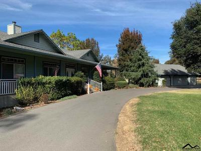 Cottonwood Single Family Home For Sale: 16090 Bowman Road