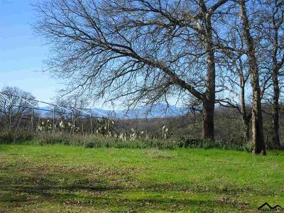 Red Bluff Residential Lots & Land Active Under Contract: 14615 Hanks Drive