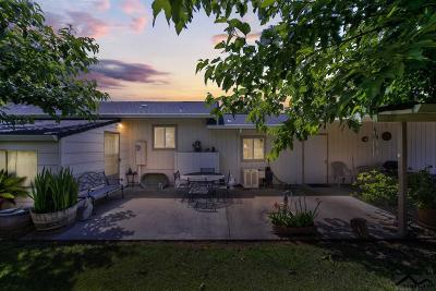 Corning Single Family Home For Sale: 4662 Hall Road