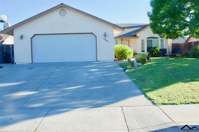 Red Bluff Single Family Home For Sale: 1445 Donita Drive