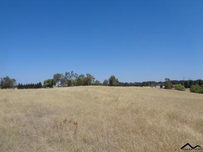 Red Bluff Residential Lots & Land For Sale: Plymire Road