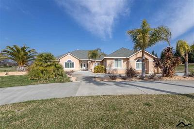 Red Bluff Single Family Home For Sale: 22850 Sunriver Drive