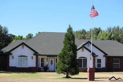 Cottonwood Single Family Home For Sale: 16611 Gas Point Road