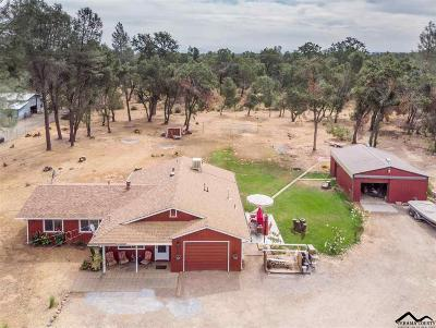 Cottonwood Single Family Home For Sale: 18862 Jewell Road