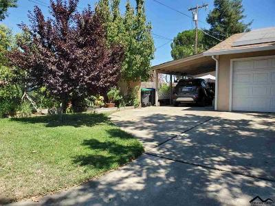 Red Bluff Single Family Home For Sale: 145 Chestnut Avenue