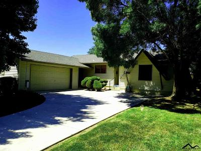 Red Bluff Single Family Home For Sale: 229 Treasure Drive