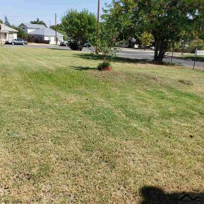 Red Bluff Residential Lots & Land For Sale: Johnson Street
